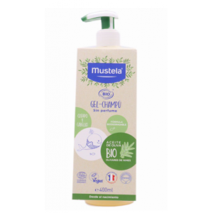 MUSTELA BIO GEL-CHAMPU 400ML